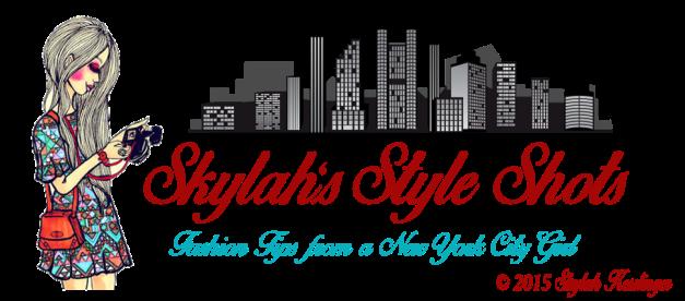 [CPS] Skylah Kesslinger Style Shots - NYC Chic