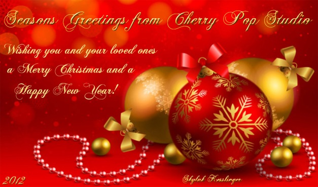 [CPS] Seasons Greetings 2012