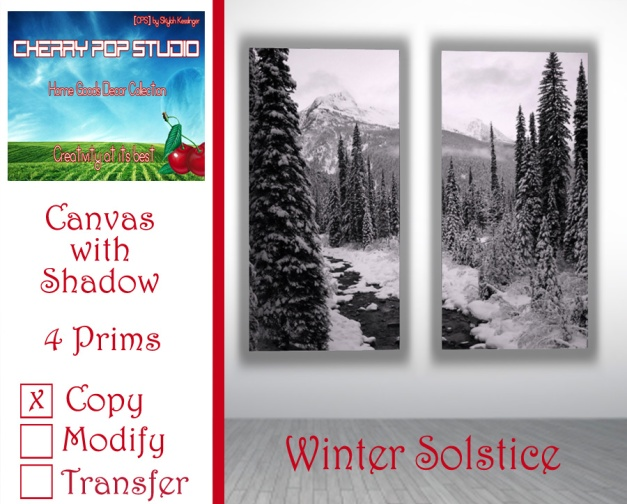 CPS Winter Solstice Canvas AD