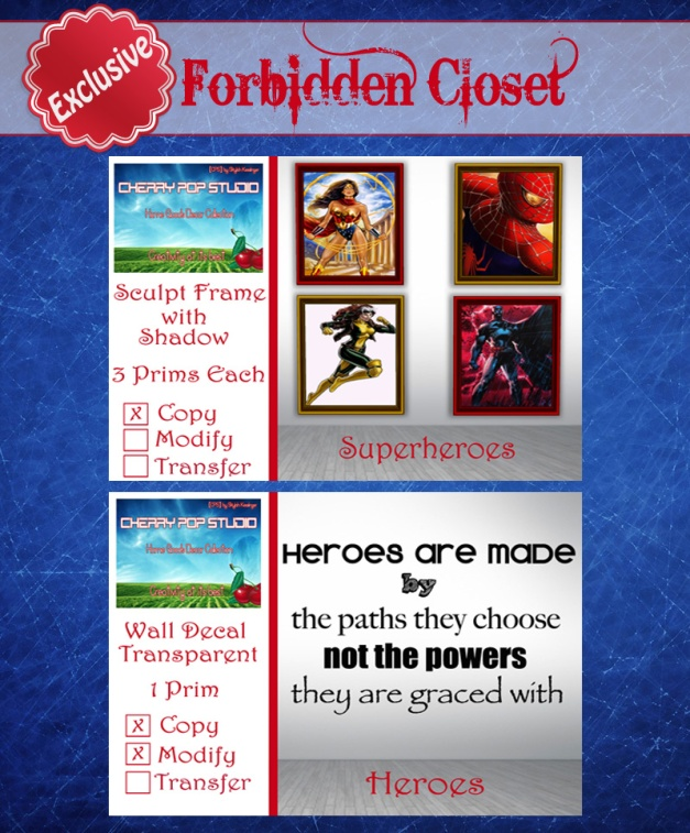 CPS Forbidden Closet AD 2-25-13