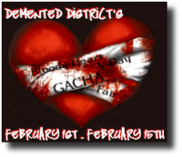 demented-districts-bloody-heart-v-day-gacha-fair-poster
