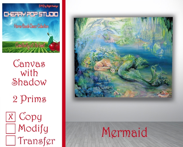 CPS Mermaid Canvas AD