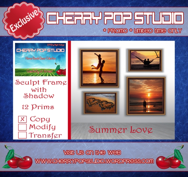 CPS Summer Love Prints - Promo AD