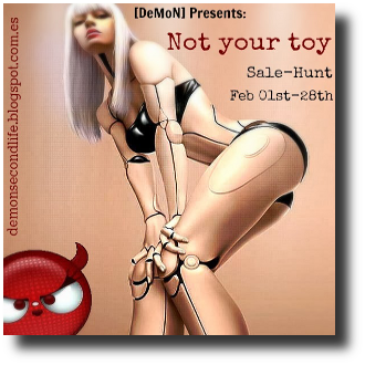 hunt-sl-not-your-toy-hunt