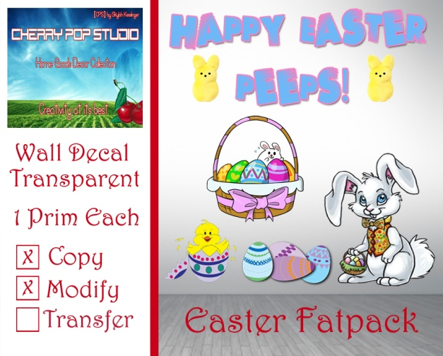 CPS Easter Fatpack Decal AD