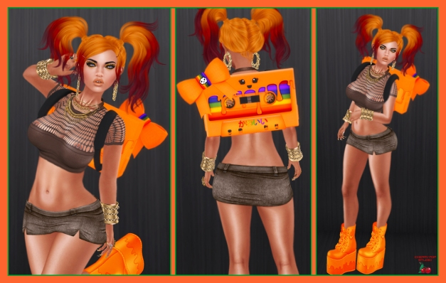 [CPS] Orange Delight