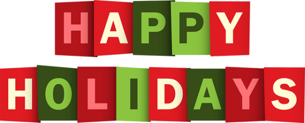 Happy Holidays 2017